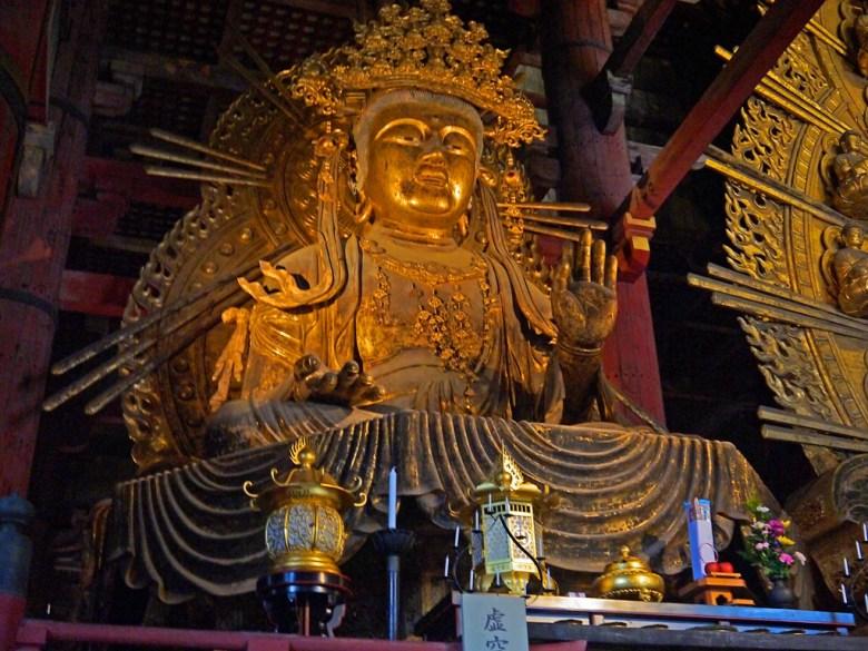 虛空藏菩薩 | 東大寺 | Nara | ならけん | RoundtripJp