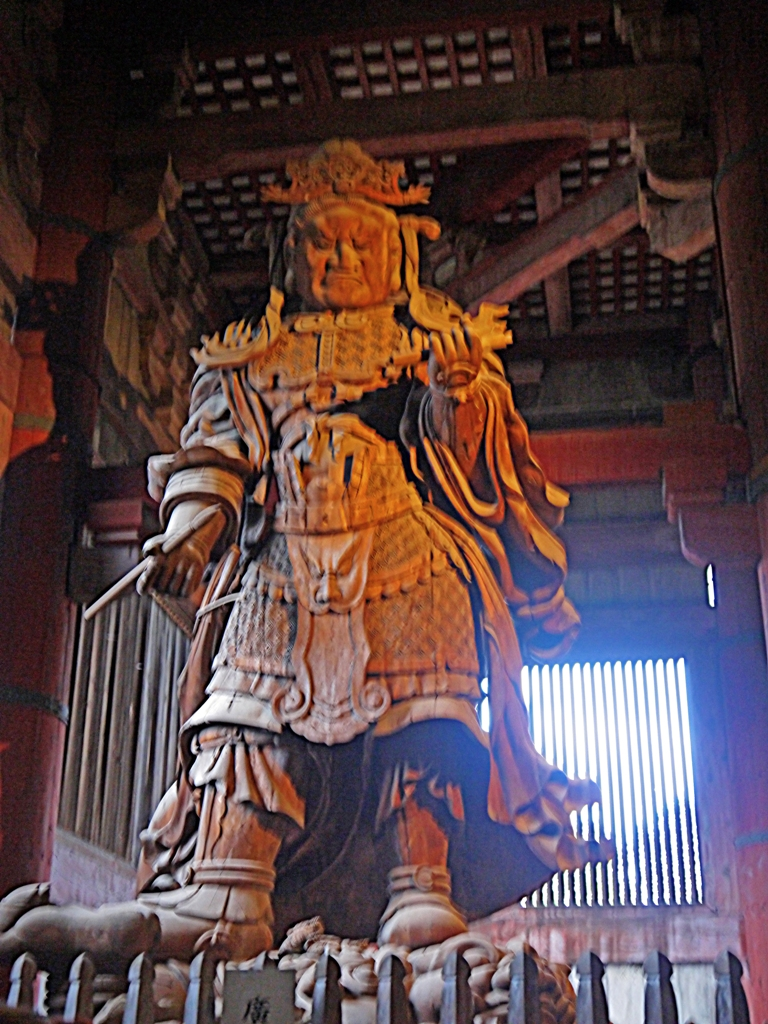 廣目天像 | 東大寺 | Nara | ならけん | RoundtripJp