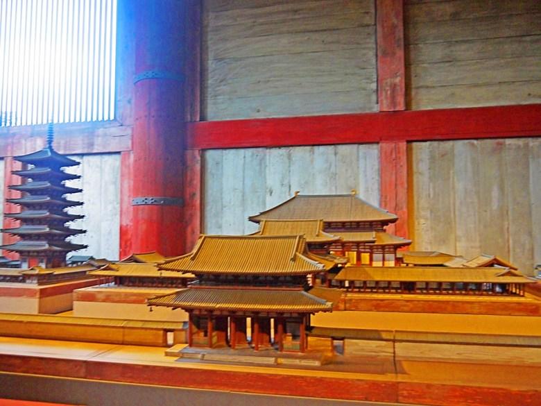 東大寺模型 | とうだいじ | Todaiji | Nara | ならけん | RoundtripJp