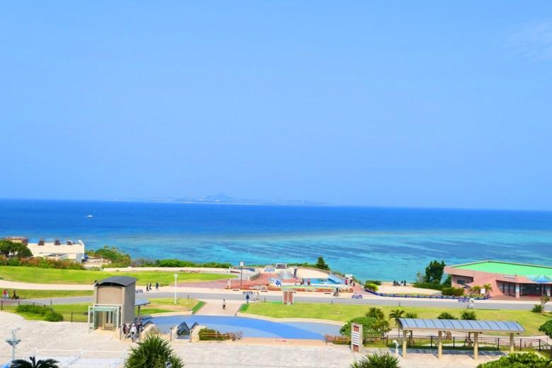沖繩縣海洋博公園翡翠海灘 | 日本 | 巡日旅行攝