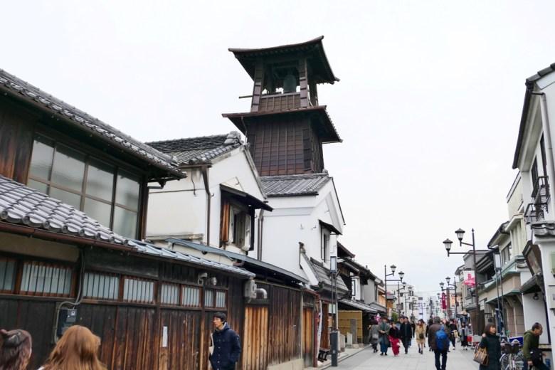 埼玉縣川越 | 日本 | 巡日旅行攝