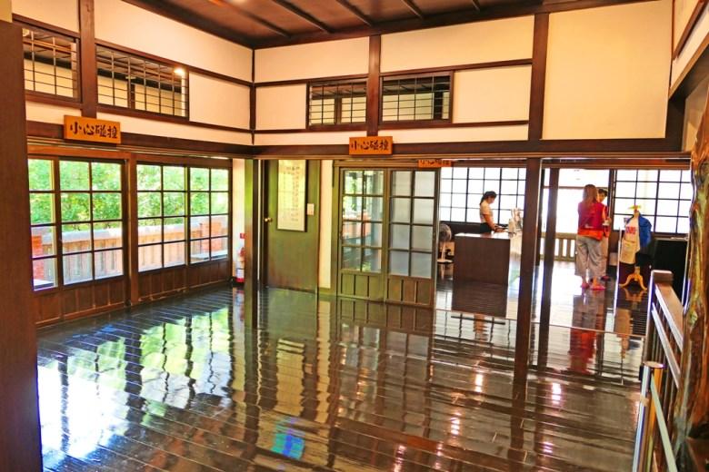 木造日式建築空間 | 梅庭 | 北投 | 臺北 | 臺灣 | 和風臺灣 | 巡日旅行攝