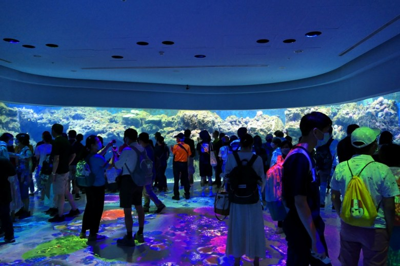 180度環景 | 炫麗光影效果 | Xpark | Zone 2 | Taiwan | RoundtripJp