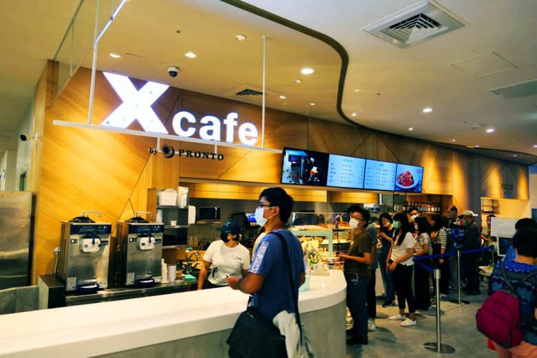 X cafe 咖啡館 | 五感體驗水族館 | 桃園 | 臺灣 | 巡日旅行攝