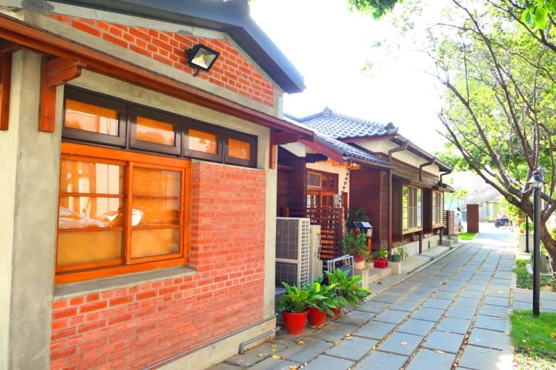 景町文煮 | B棟 | Jing Ding House | 中和路 | 雙併日式宿舍建築 | 巡日旅行攝