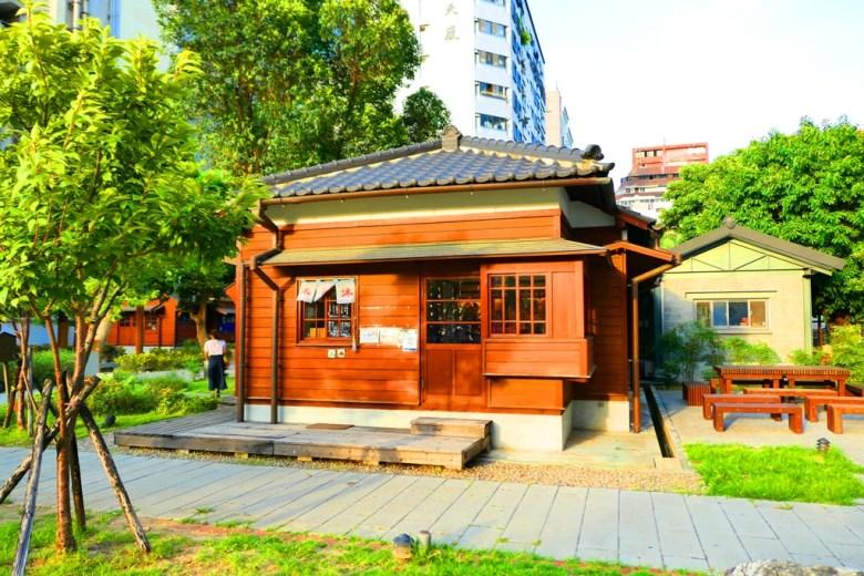 小賣部 | 日式建築 | 桃園77藝文町 | Taoyuan District | Taiwan | RoundtripJp