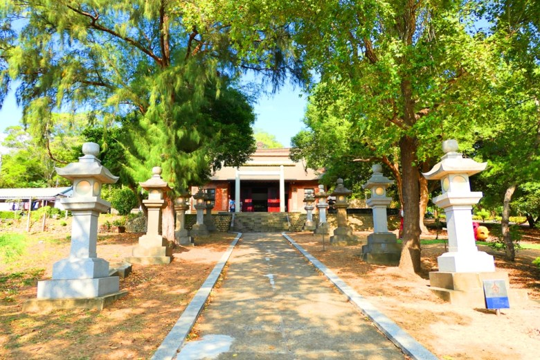 苗栗通霄神社 | つうせうじんじゃ | Tongxiao Shrine | 和風臺灣 | 巡日旅行攝