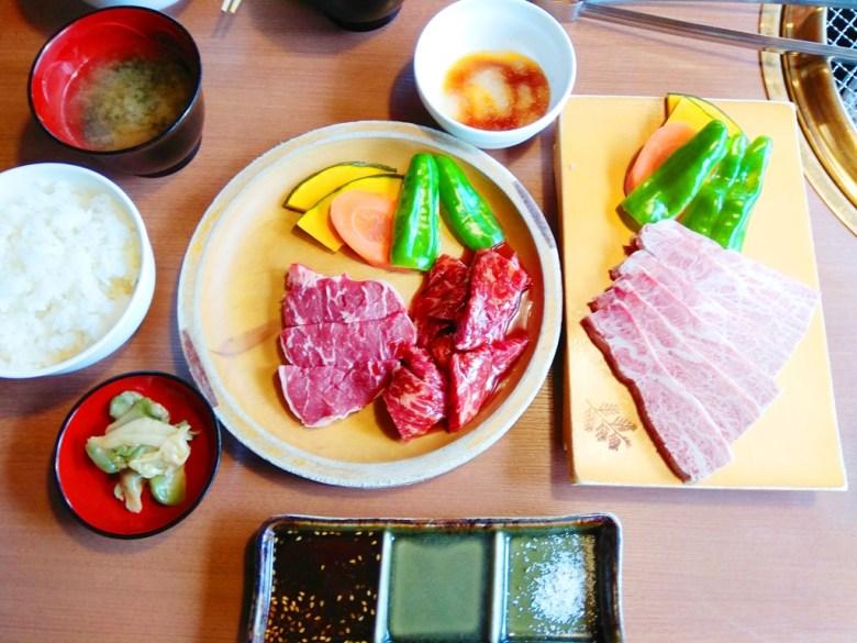 日本和牛燒烤 | 單點 | 沾醬 | 白飯 | 小菜 | 日本 | Japan | RoundtripJp