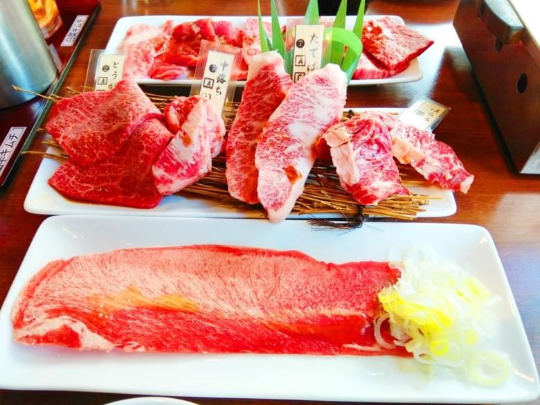 滿滿日本和牛 | 人氣和牛部位的肉 | 日本 | Japan | 巡日旅行攝