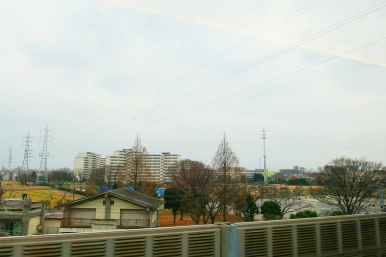 Skyliner | 北總線 | 沿途風光 | 東京 | Tokyo | 日本 | Japan | 巡日旅行攝