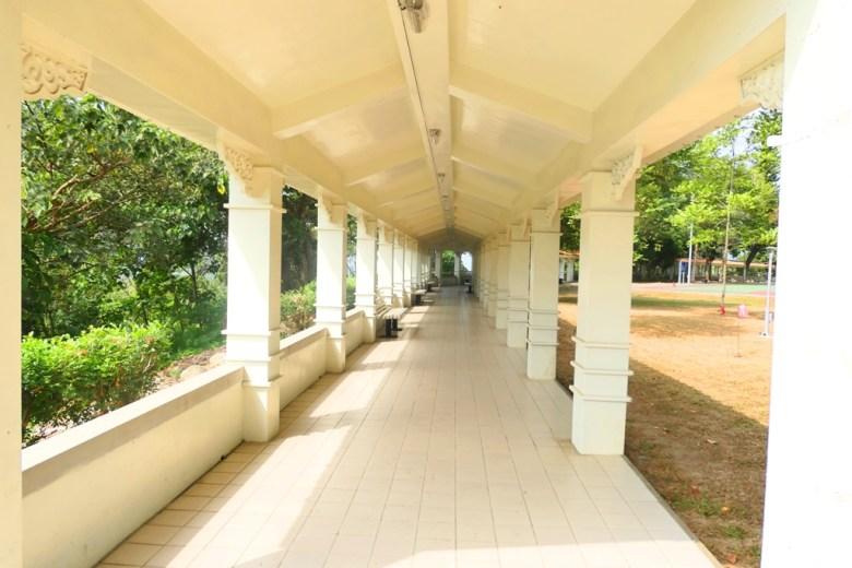 夢幻的白色迴廊 | 竹山公園 | Takeyama Shrine | Zhushan | Nantou | RoundtripJp