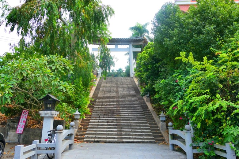 林內神社第二鳥居 | 林內神社遺跡 | りんないじんじゃ | 林內 | 雲林 | 臺灣 | 巡日旅行攝