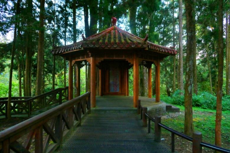 博愛亭 | 巨木群棧道 | 阿里山國家森林遊樂區 | 阿里山 | 嘉義 | 臺灣 | 巡日旅行攝