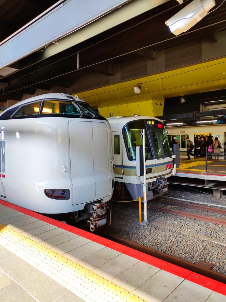 JR西日本 | Haruka列車 | 京都車站 | 日本 | 巡日旅行攝