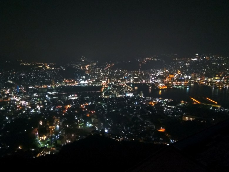 長崎港夜景 | 稻佐山 | 日本三大夜景之一 | 九州地方 | Kyushu |日本 | Japan | 巡日旅行攝 | Roundtripjp