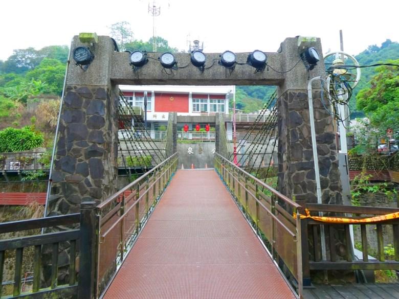 寶泉橋 | 柚子頭溪 | 關子嶺溫泉區 | 臺南 | 和風巡禮 | 巡日旅行攝