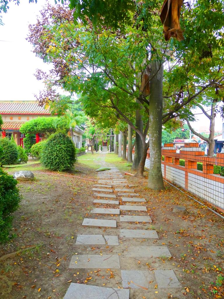 通往鹽水神社的石階道路 | 鹽水區 | Yanshuei District | 台南市 | Tainan | 巡日旅行攝