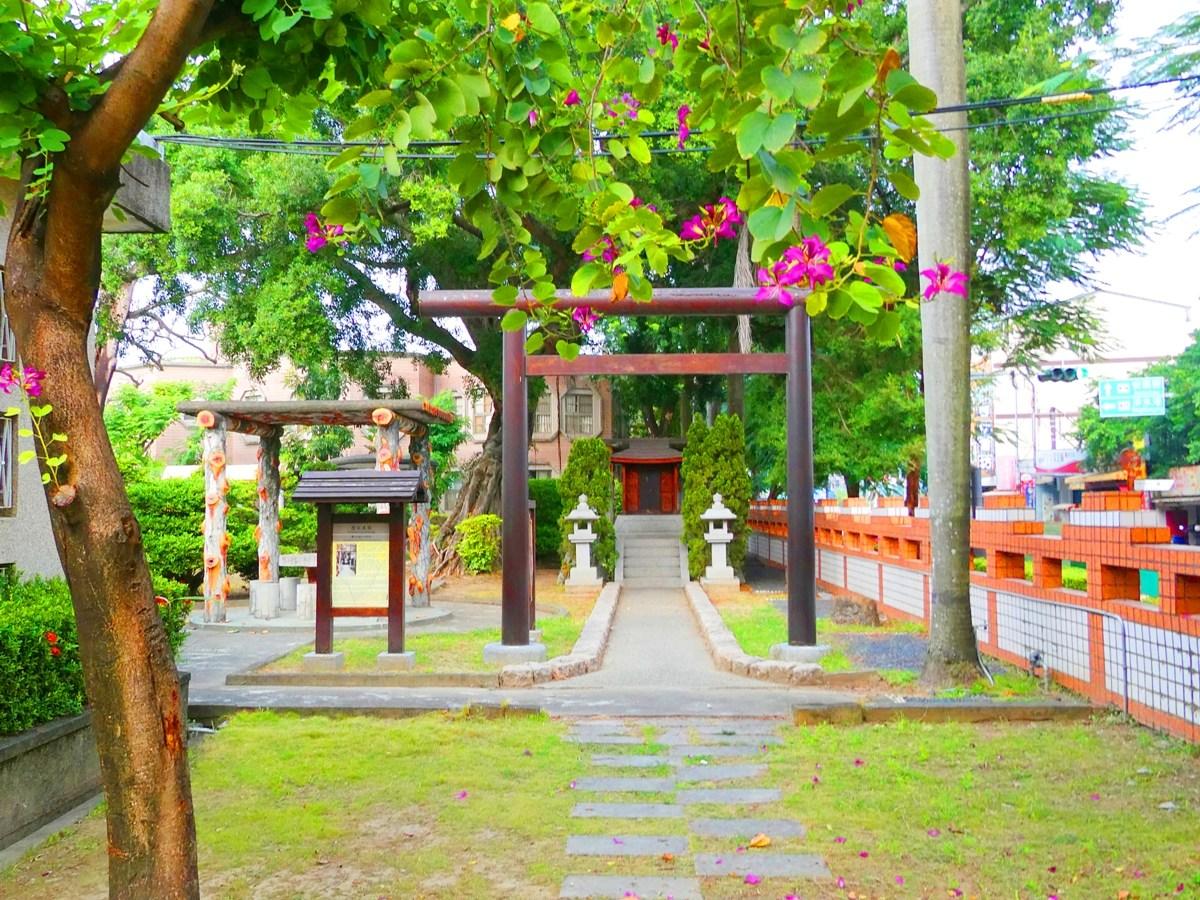 超迷你神社 | 鳥居 | 參道 | 石燈籠 | 本殿 | 台南市 | Tainan | 一抹和風 | RoundtripJp