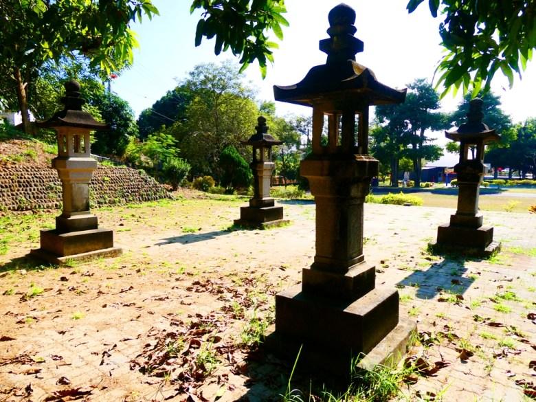 神社第二階平臺 | 日本女貞 | 日式氛圍 | 大內國小校內神社遺跡 | 大內區 | 台南 | 臺灣 | Taiwan | 巡日旅行攝