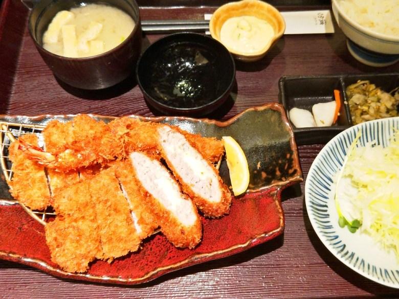 多彩日本   日本炸豬排套餐   日本美食   巡日旅行攝