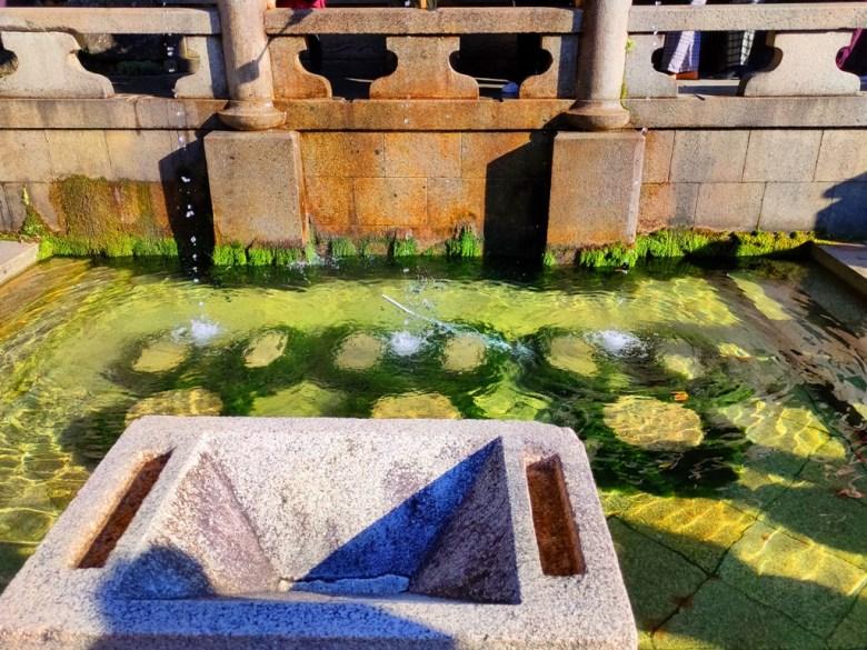 多彩日本 | 京都清水寺音羽瀑布 | 日本清新景點 | TOP10 | 巡日旅行攝