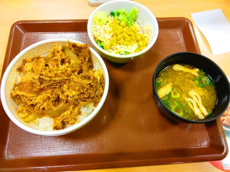 多彩日本 | 日本牛肉丼料理 | 日本美食 | 巡日旅行攝