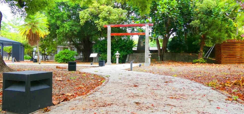 濃烈的日式風情 | 蒜頭神社 | にんにくじんじゃ | SuanTou Shrine | SuanTou | Lioujiao | Chiayi | 巡日旅行攝