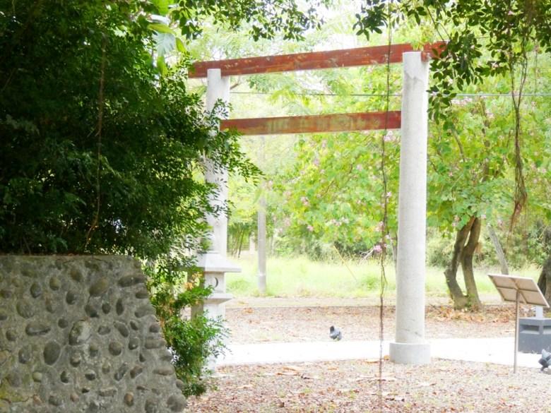 蒜頭神社 | 鳥居 | 石燈籠 | 和園 | SuanTou | Lioujiao | Chiayi | 巡日旅行攝