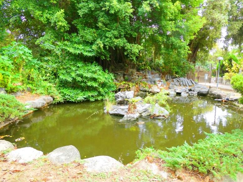 朴子藝術公園 | 公園水池 | Dongshi | Puzi | Chiayi | RoundtripJp