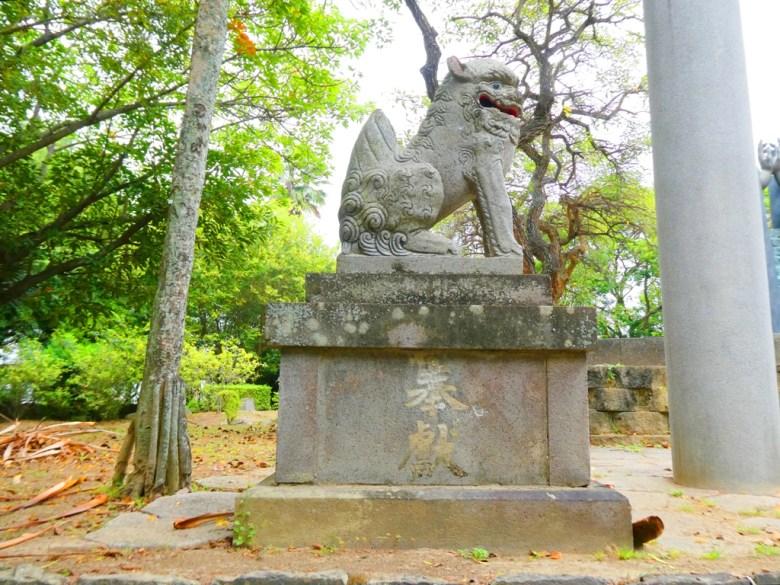 狛犬 | 東石神社 | 朴子藝術公園 | 東石 | 朴子 | 嘉義 | 巡日旅行攝