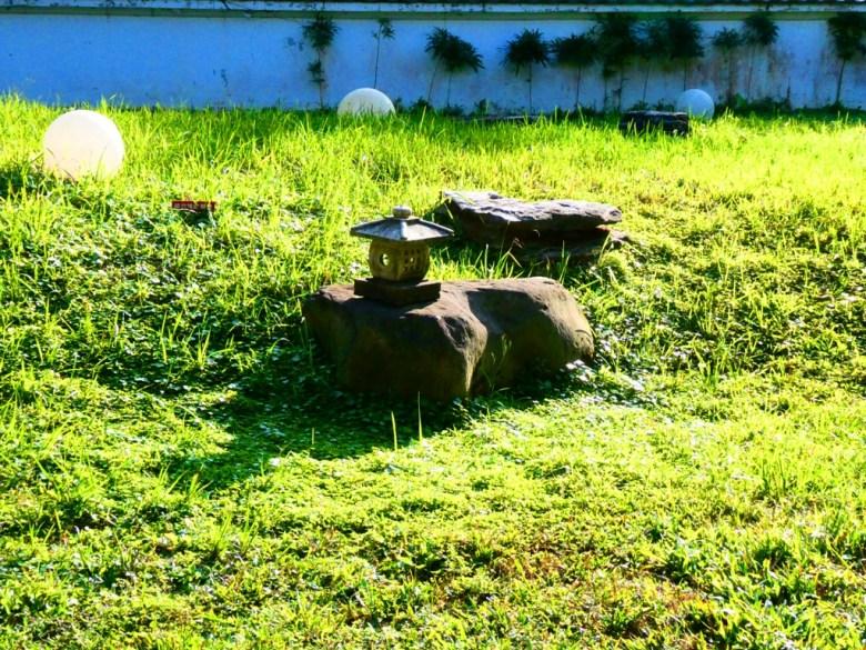 石燈籠 | 昭和J18內日式庭園 | 嘉義公園 | 嘉義 | 臺灣 | 巡日旅行攝