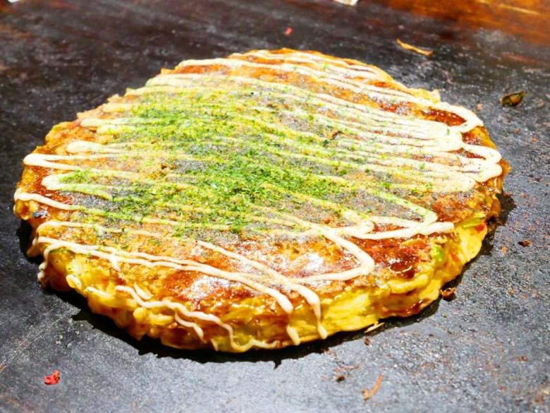 多彩日本   日本什錦燒   日本美食   巡日旅行攝