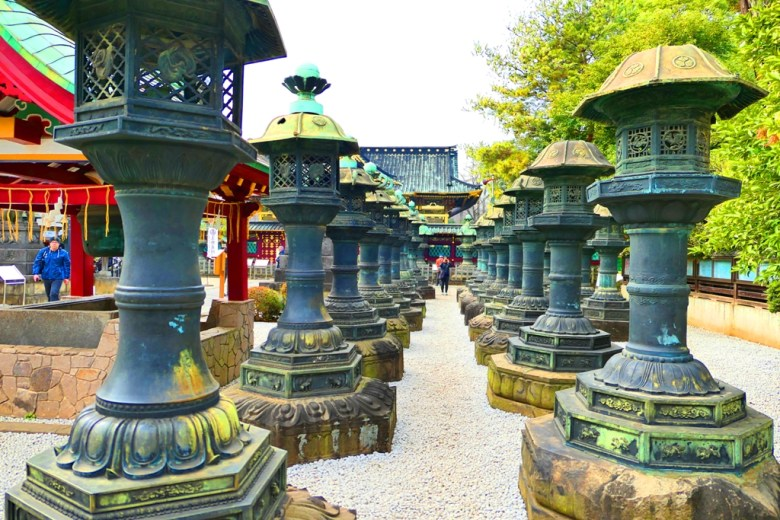 Colorful Japan | 東京上野東照宮 | Japanese Green attractions | TOP10 | RoundtripJp