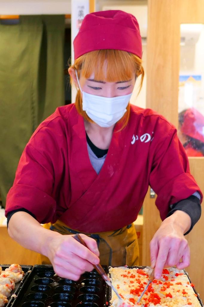 多彩日本 | 日本埼玉川越明石燒 | 日本甜點 | TOP10 | 巡日旅行攝