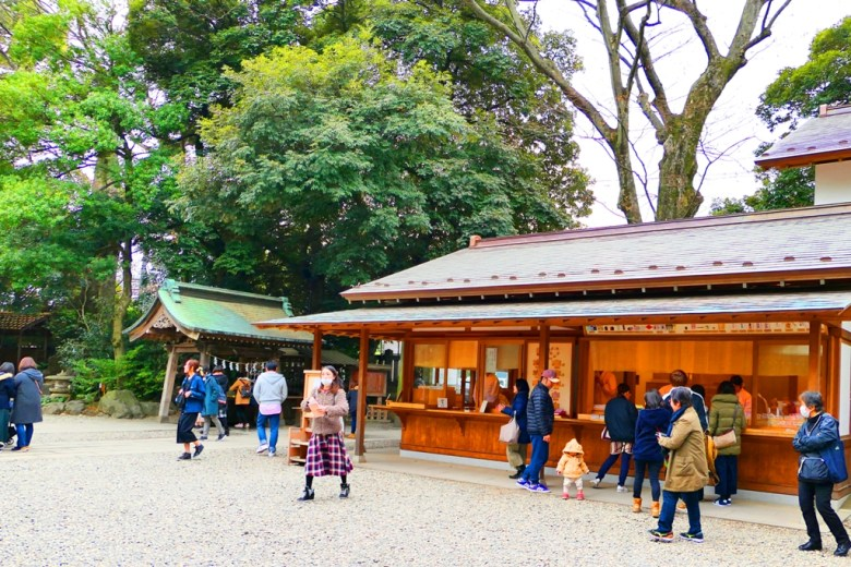Colorful Japan | 埼玉縣 | 川越冰川神社 | Japan | RoundtripJp