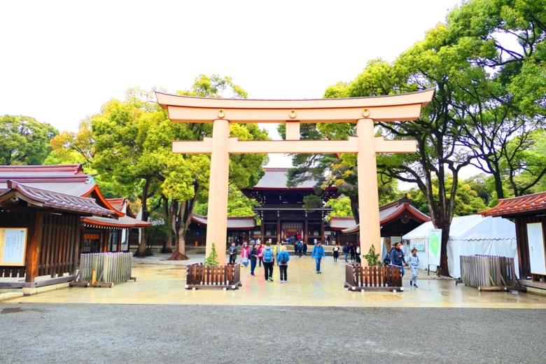 多彩日本 | 東京都 | 明治神宮 | 日本 | 巡日旅行攝