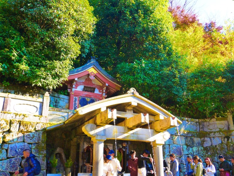 Colorful Japan | 京都清水寺音羽瀑布 | Japanese Green attractions | TOP10 | RoundtripJp