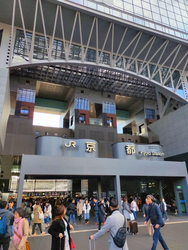 Colorful Japan | 京都府 | 京都車站 | 日本黑色景點10選 | RoundtripJp