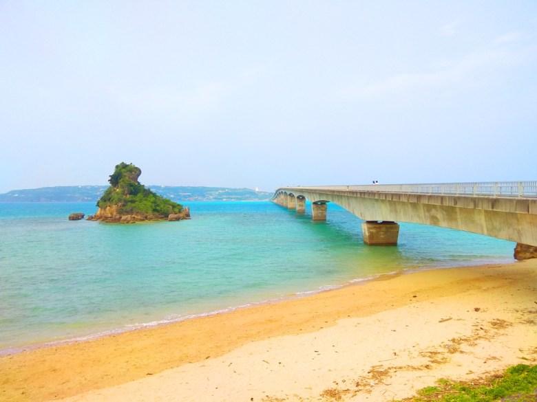多彩日本   蛙島/古宇利大橋   沖繩   日本景點   TOP10   巡日旅行攝