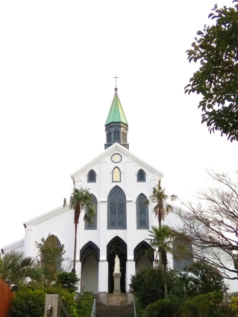 多彩日本 | 長崎縣 | 大浦天主堂 | 日本白色景點10選 | 巡日旅行攝