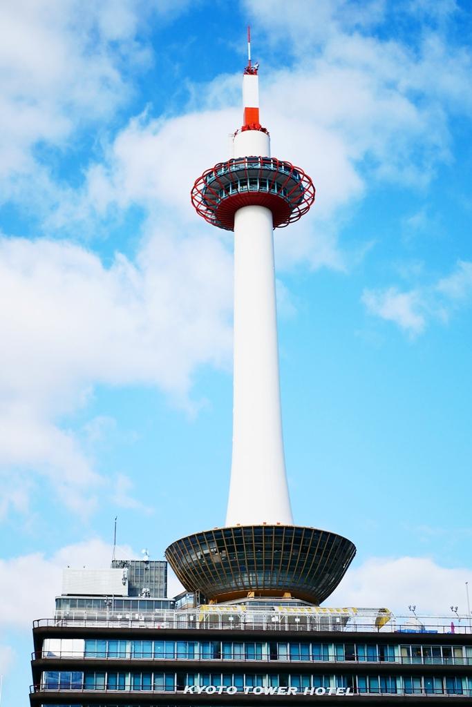 多彩日本 | 京都府 | 京都塔 | 日本白色景點10選 | 巡日旅行攝