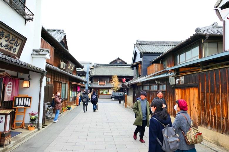 多彩日本 | 埼玉縣 | 川越一番街 | 日本黑色景點10選 | 巡日旅行攝