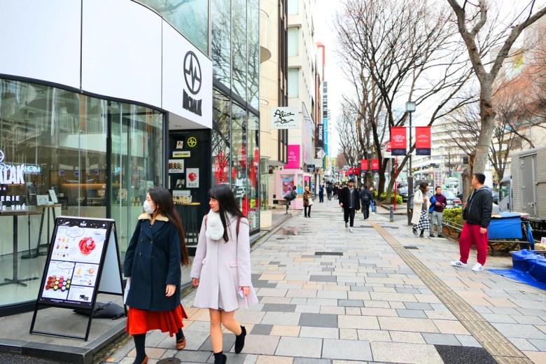 多彩日本 | 澀谷原宿商店街 | 東京 | 日本可愛景點10選 | 巡日旅行攝