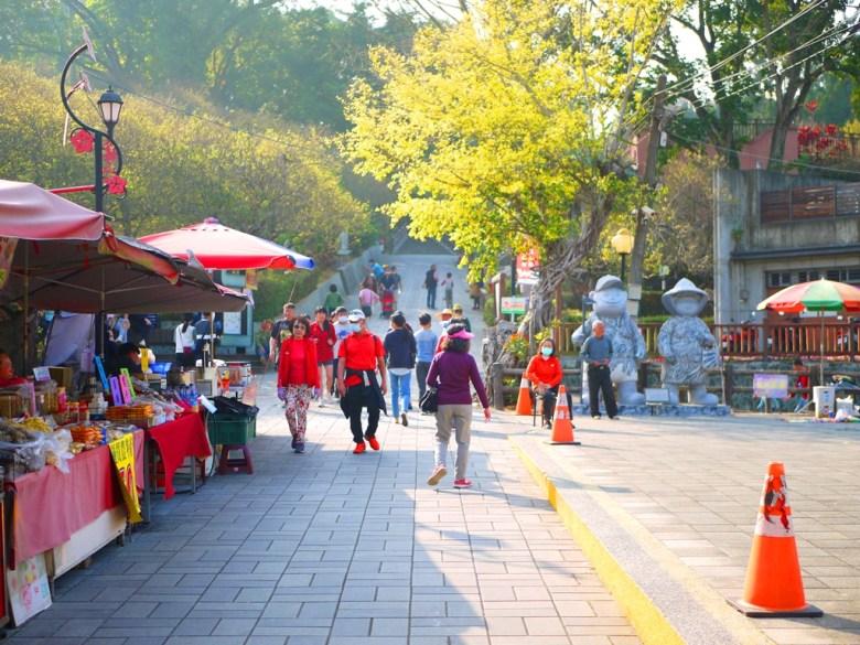 梅山公園廣場 | 美食小吃攤販區 | メイシャンこうえん | Meishan Park | 梅山 | 嘉義 | 巡日旅行攝