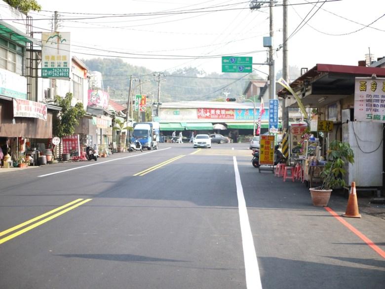 梅山公園入口旁 | 環南路 | 停車場旁 | メイシャンこうえん | Meishan Park | 梅山 | 嘉義 | RoundtripJp