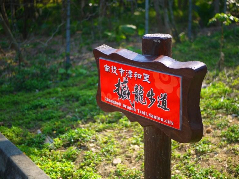 撼龍步道 | Zhang Heli Dragon Trail | 撼龍步道出入口 | 八卦路旁入口 | 漳和 | 南投 | RoundtripJp
