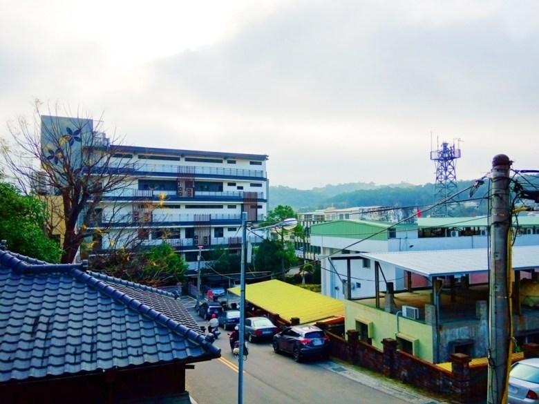 往奉安殿前看出去的視野 | 純樸鄉下的臺灣街道 | 三義 | Sanyi | 苗栗 | Miaoli | RoundtripJp