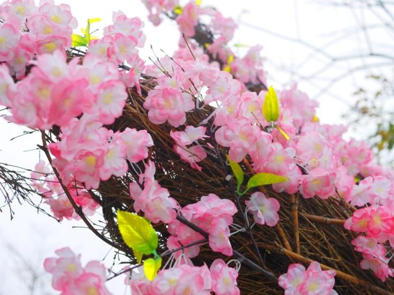 櫻花公園裝置藝術 | 河津櫻裝置藝術 | 櫻花公園 | 日式公園 ルーグー | Lugu | Nantou | RoundtripJp