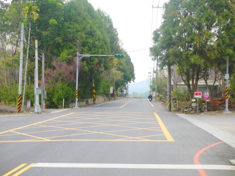 石馬公園前大馬路 | 旁邊為石馬公園 | 櫻花公園 | 日式公園 | ルーグー | Lugu | Nantou | RoundtripJp