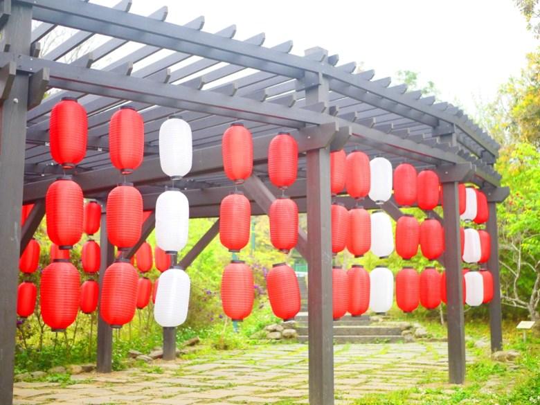 紅白燈籠 | 自然清新 | 綠色步道 | 石馬公園 | 櫻花公園 | 日式公園 | 巡日旅行攝